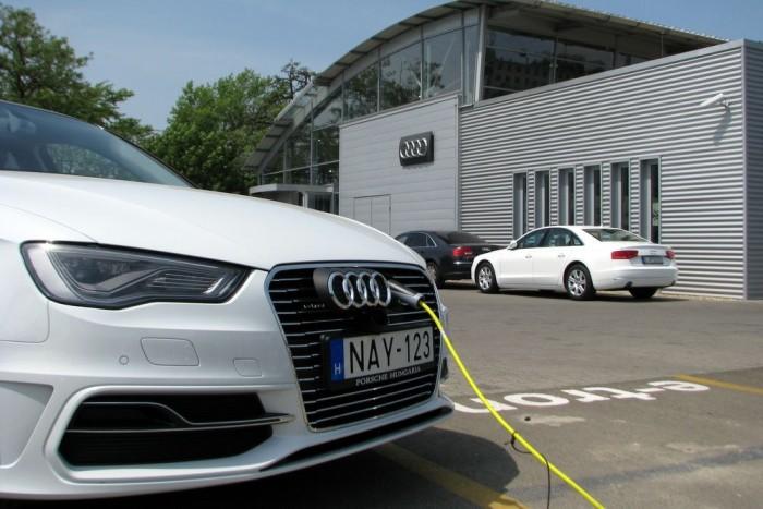 Az összes forgalmazott modell esetében 8 év vagy 160 000 km garanciát adnak az akkumulátor-csomagra.