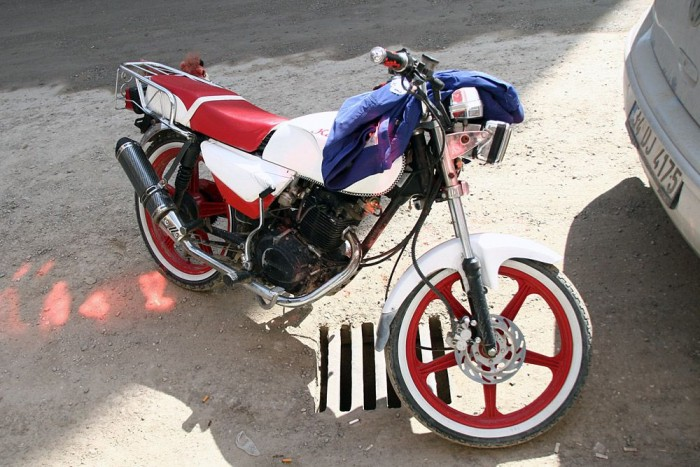 Másik fura motor