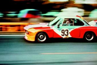 40 éves az első művészi BMW