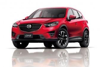Elkészült az egymilliomodik Mazda CX-5