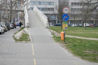 Itt nem büntetik többé a bicikliseket