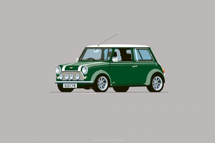 1997 Mini Cooper S