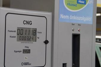 Kétszer annyi földgázt tankoltunk, mint egy éve