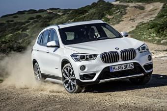 Megérkezett az új BMW X1