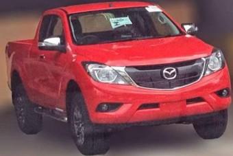 Így újul meg a Mazda pickupja