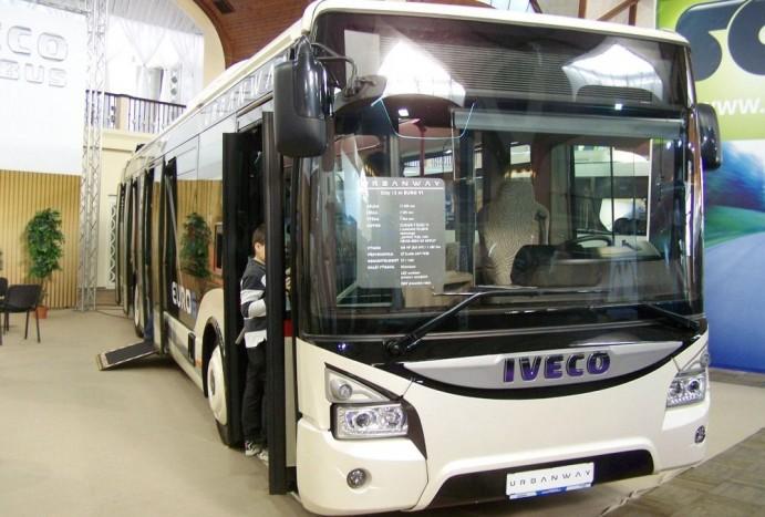 Jelenleg ő is a csehországi Iveco Bus gyárban készül cseh kezek által, melyek napközben a szerszámot fogják, este pedig a sörös korsóba kapaszkodnak