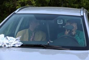 Magyar kísérlet: újságírókat zártunk autóba a tűző napon