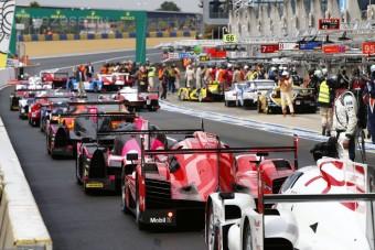 Forma-1-es autókat Le Mans-ba?