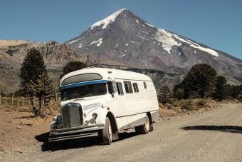 Túlélőbusz Dél-Amerikából