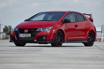 A hondások új szerelme: Civic Type-R