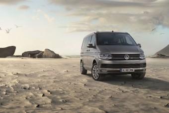 Nem lesz olcsó az új VW California