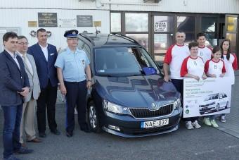 Új autót nyert a legbiztonságosabb család