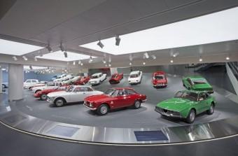 Megnyílt az Alfa Romeo-rajongók Mekkája