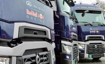 Új kamionokat kapott Vettel excsapata