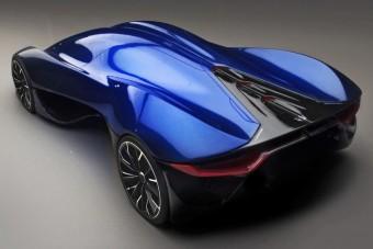 Összkerekes hibrid hiper-Maserati
