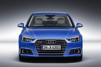 Íme az új Audi A4