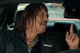 Danny Trejo az a fazon, akitől már mi is autót akarunk venni