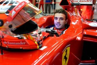 F1: Bianchi lett volna Räikkönen utódja