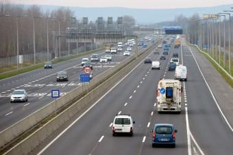 Biztonságosabbak lesznek a hazai autópályák
