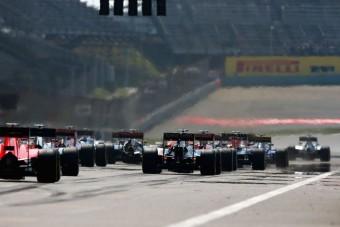 F1: A nagycsapatok betojtak a spórolástól