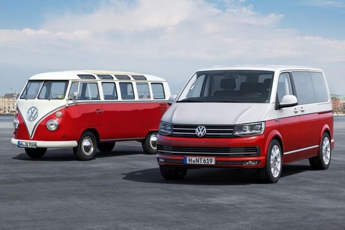 A T6 termékvonal sztárja a Generation Six sondermodell, gyönyörű felnijével és kéttónusú fényezésével