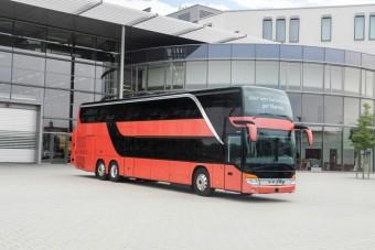 A buszos nyaralások főszereplője