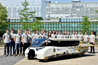 Ez az autó több energiát termel, mint amennyit fogyaszt