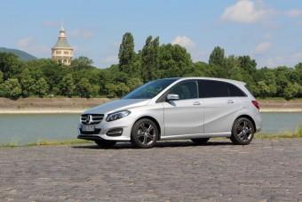 Egy jó Mercedes kevésbé jó csomagban