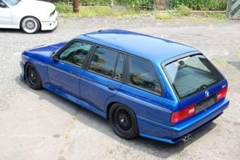 Ilyen BMW M3 sosem volt, pedig kellett volna