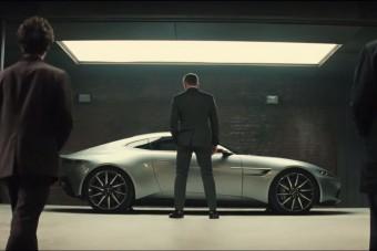 A James Bond: Spectre második előzetese igen erősre sikerült