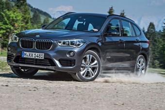 Végre igazi BMW az X1