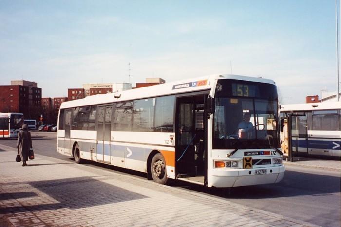 Az E94 az Ikarus EAG legsikeresebb szériája volt. A finnországi darabok különböző hosszúságban Volvo és Scania alvázakra készültek.