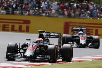 F1: Az autóval is baj van a McLarennél