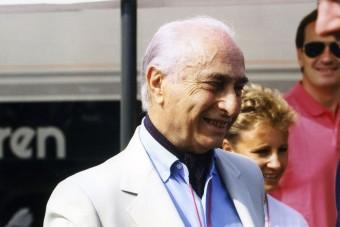 Kihantolták az F1-legendát
