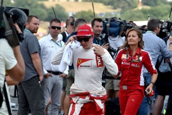 F1: Józan és bölcs döntést hozott a Ferrari Kimivel