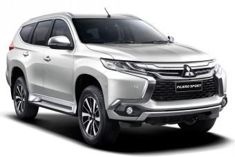 Új szabadidőjármű a Mitsubishitől