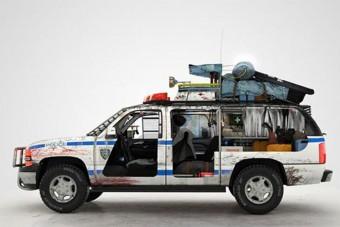 6 autó, ami segít túlélni a zombi-apokalipszist