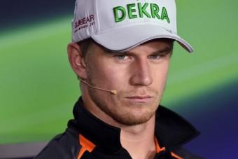F1: Hülkenberg ül Schumacher helyére
