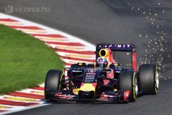 F1: Ricciardo győztes pozícióban az időmérő után