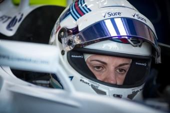 F1: Az év végén kiszállhat a női pilóta