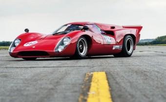 Esti nyugtató - Le Mans vérszomjas V8-asa