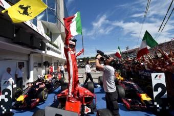 F1: A régiek munkájából él a Ferrari?