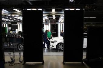 Minden ötödik európai autó a környéken készül