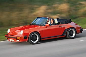 Vezettük az első Porsche 911 kabriót