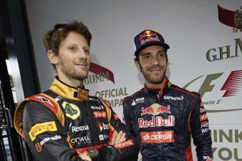 F1: Grosjean is átigazolási ajánlatot kaphat