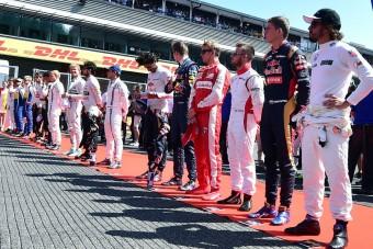 F1: Nem lesz versenyzői bojkott Monzában