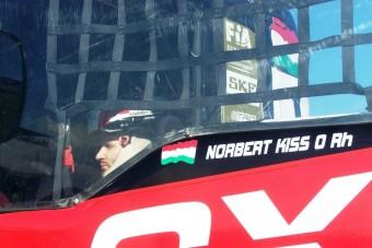 Már a hétvégén Európa-bajnok lehet Kiss Norbi
