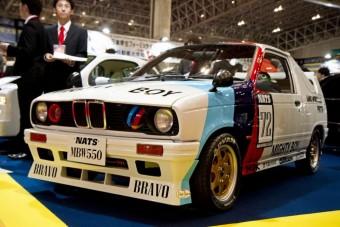 Megvan a BMW, amit nem bírsz ki röhögés nélkül