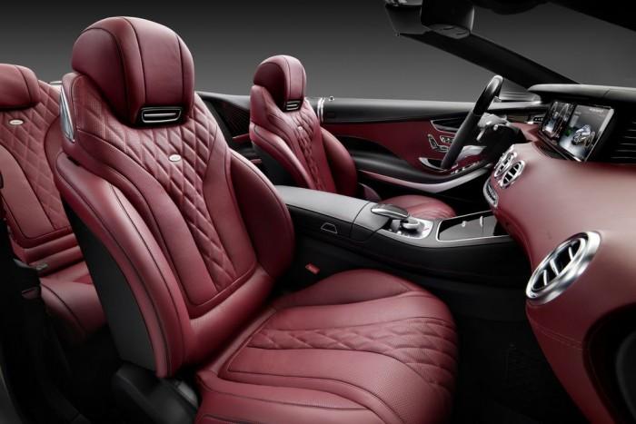 Régi ismerős a Mercedesnél a nyaktájra meleg levegőt fúj Airscarf rendszer