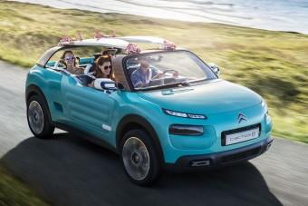 Harsányan vidám bulimobil a Citroëntől